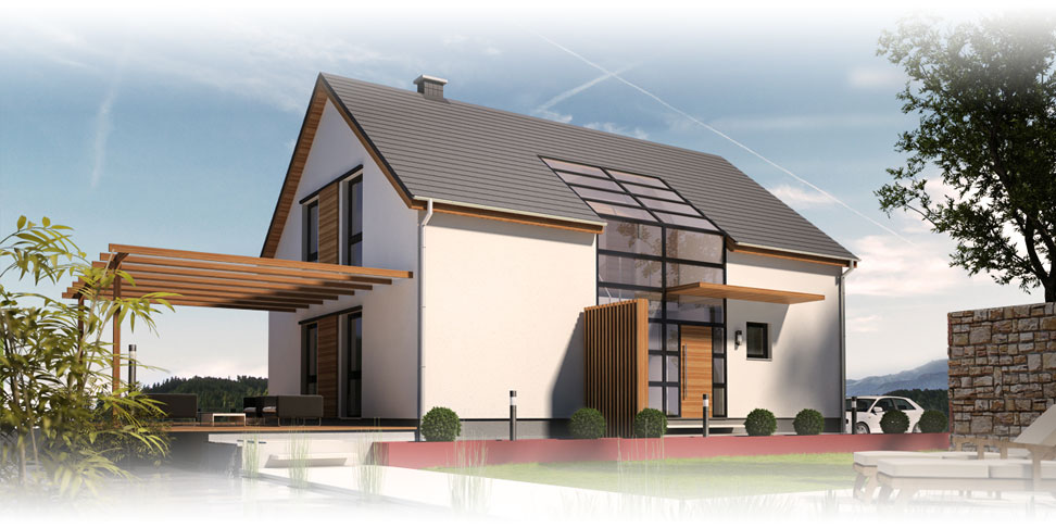 Beispielplanung 2 142 Qm Wfl Massivhaus Designhaus
